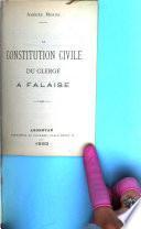 La Constitution civile du clergé à Falaise