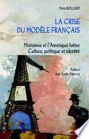 La crise du modèle français