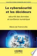 La cybersécurité et les décideurs
