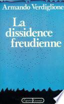 La dissidence freudienne
