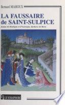 La faussaire de Saint-Sulpice : Jeanne de Boulogne et d'Auvergne, duchesse de Berry