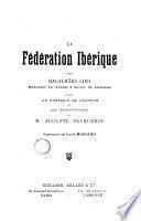 La Fédération Ibérique