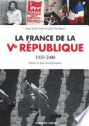 La France de la Ve République