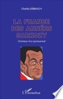 La France des années Sarkozy