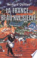 La France du beau XVIe siècle