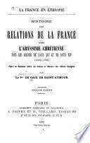 La France en Éthiopie
