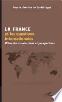 La France et les questions internationales