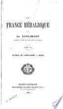 La France héraldique
