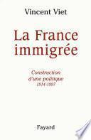 La France immigrée