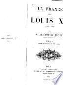 La France sous Louis XV (1715-1774): Madame de Pompadour de 1757 à 1763
