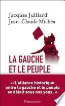 La Gauche et le peuple