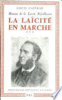 La Laicite en Marche Par Louis Caperan