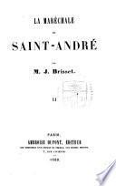La maréchale de Saint-André