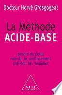 La Méthode acide-base