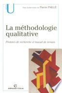 La méthodologie qualitative