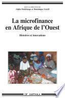 La microfinance en Afrique de l'Ouest