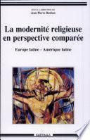 La modernité religieuse en perspective comparée