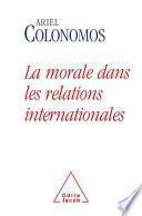 La Morale dans les relations internationales