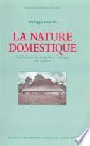 La nature domestique