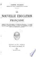 La nouvelle éducation française