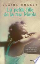 La petite fille de la rue Maple