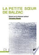 La petite sœur de Balzac
