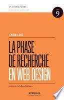 La phase de recherche en web design