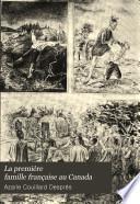 La première famille française au Canada