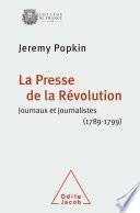 La Presse de la Révolution
