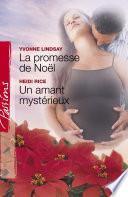 La promesse de Noël - Un amant mystérieux (Harlequin Passions)