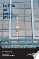 La RDA au passé présent