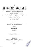 La Réforme sociale