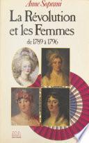 La Révolution et les femmes