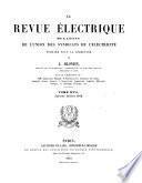 La Revue électrique