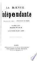La Revue indépendante