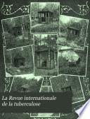 La Revue internationale de la tuberculose