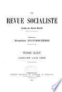 La Revue socialiste, syndicaliste et coopérative