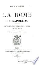 La Rome de Napoléon