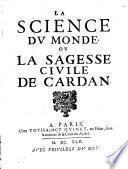 La Science du Monde