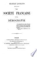 La société française et la démocratie