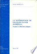 La sotériologie de François-Xavier Durrwell