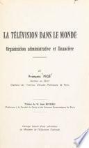 La télévision dans le monde