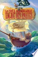 La très honorable ligue des pirates (ou presque)