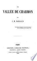 La vallée de Charmon