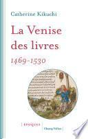 La Venise des livres