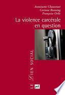 La violence carcérale en question