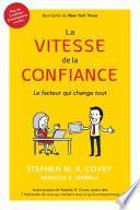 La Vitesse De La Confiance (French Edition)