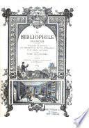 Le Bibliophile français (Paris. 1868)
