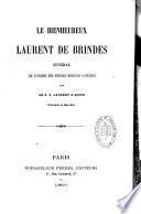 Le bienheureux Laurent de Brindes, general de l'ordre des freres mineurs capucins