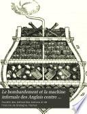 Le bombardement et la machine infernale des Anglais contre Saint-Malo en 1693